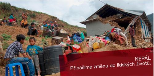 Nepál - uvod foto